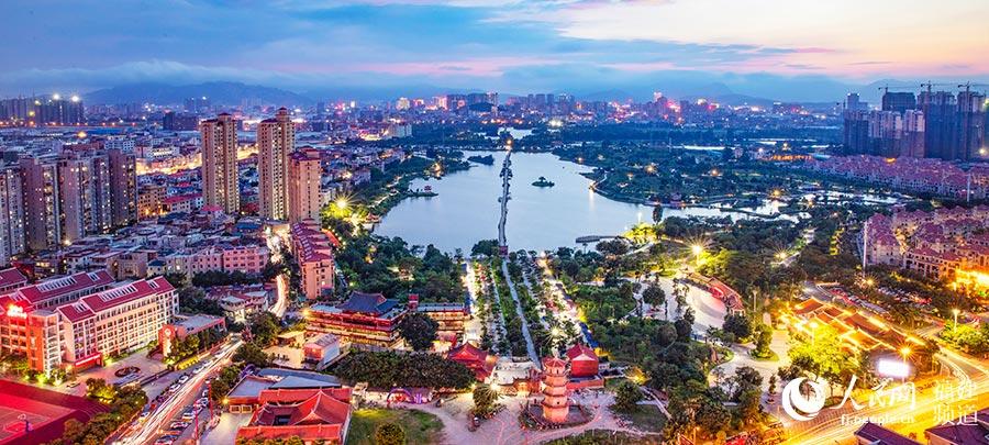 泉州晋江安平桥 王沧海摄