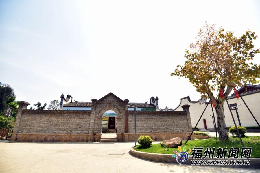 位于陈祺厝的建新台屿乡村博物馆就是其中一个。