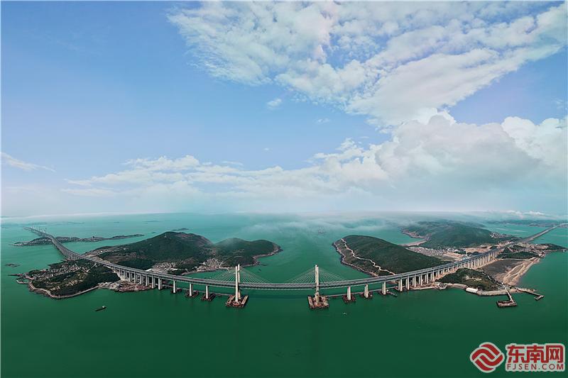 福州马尾琅岐至马祖客运航线成功实现首航。福建日报记者 游庆辉 摄(资料图片)