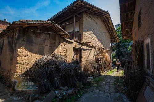 永泰埔埕村要轰动全省,城垣式奇观,南方水乡独有,很多人没见过