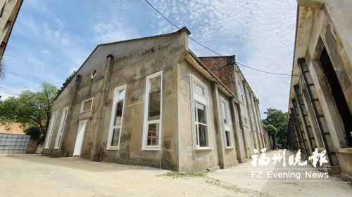 永泰老造纸厂众匠工坊传统文化街区初显雏形