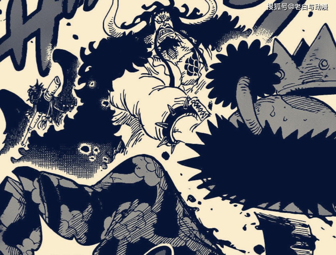 海賊王985話鼠繪漢化分析:凱多除掉大蛇,最大受益者將是桃之助