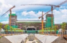 平潭高鐵中心站綜合交通樞紐PPP項目加快進度