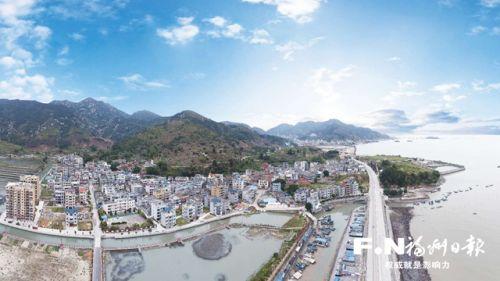 连江中麻村大力发展养殖业和旅游业,旧貌换新颜