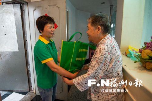 福州粮食应急供应网络初步形成 主城区每3万人共享1个应急供应网点