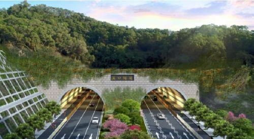 """福州晋安再添一条""""金鸡山""""隧道,10月贯通!"""