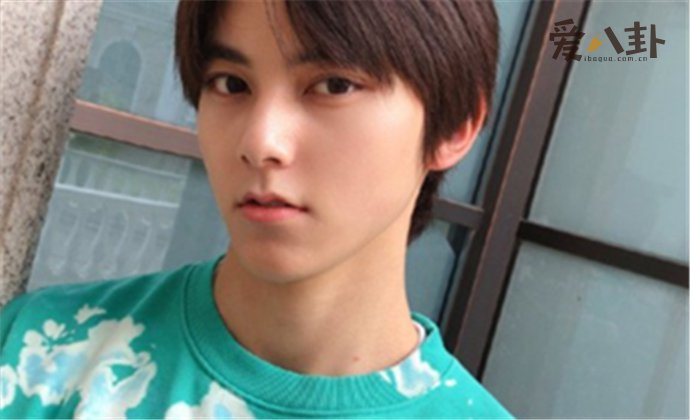 少年之名左林杰是混血儿吗 曾在韩国当训练生详细资料配景揭秘