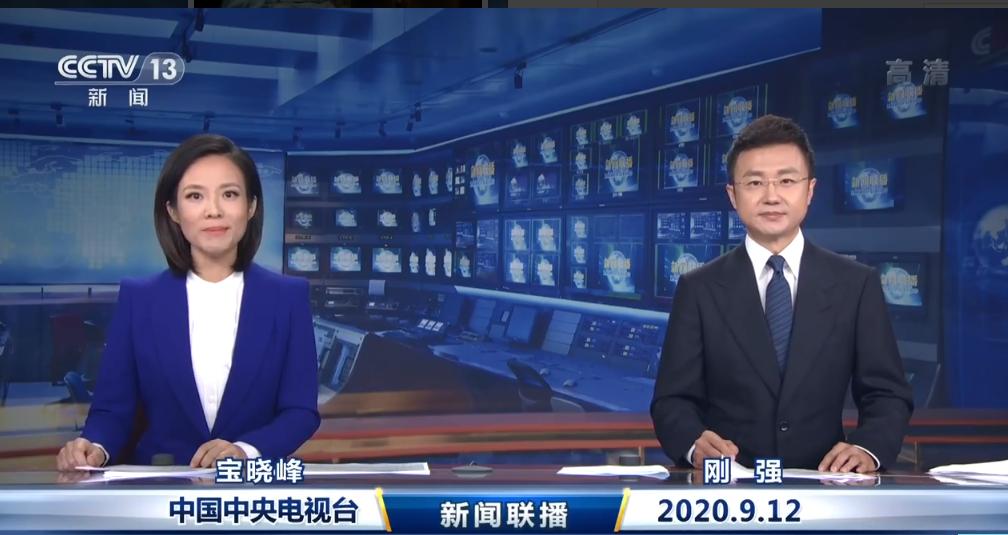 新闻联播新主播宝晓峰个人资料简历 宝晓峰主持过哪些节目
