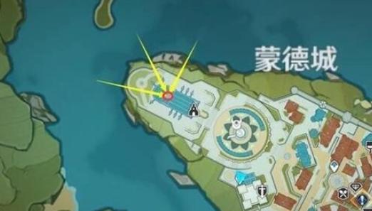 原神出生地隐藏宝箱位置大全 原神开局6个隐藏宝箱获取地点一览