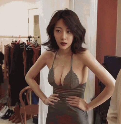 金惠美身材怎么样内衣写真gif 金惠美三围多少个人资料介绍
