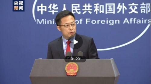 美要新建舰队抗衡中国 中方回应揭其谋求地区和世界霸权真实意图