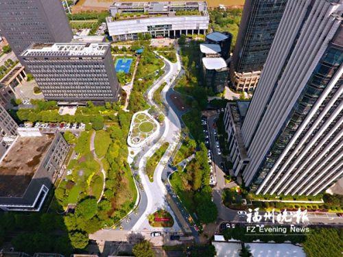 轮船港滨水公园近期完工 全域旅游大学城逐渐向你走来