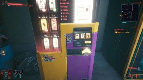 赛博朋克2077饮料机赚钱技巧 赛博朋克2077如何快速赚钱