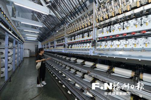 连江经济开发区跑出高质量发展加速度