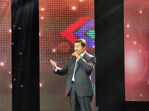 第十季《星艺秀场》电视栏目圆满录制!为梦想加油!圆梦舞台!!