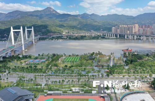 福州:三江口片区今年高品质推进88个项目建设