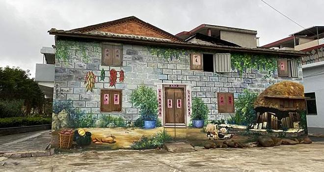 好生态、有特色、文化浓!马尾百年侨村, 一步一景