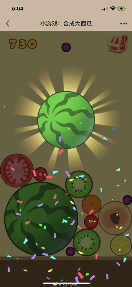 合成大西瓜哪里能玩?合成大西瓜网页版地址入口