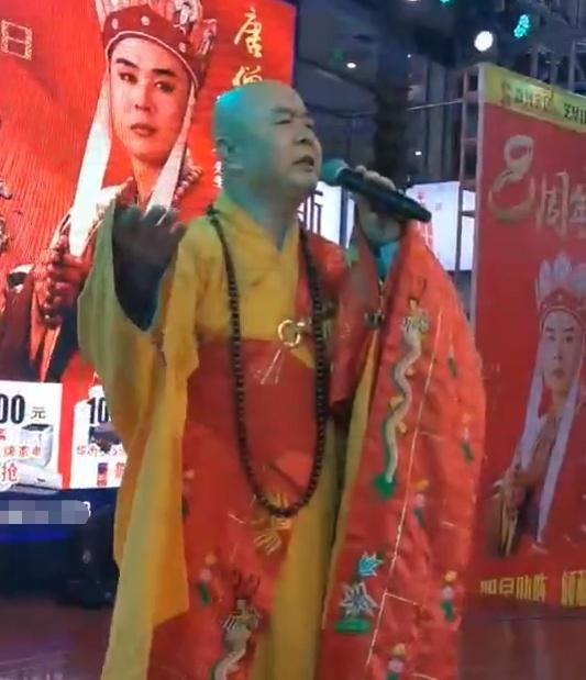 62岁徐少华晚年凄凉穿廉价袈裟卖唱,令人唏嘘不已【组图】