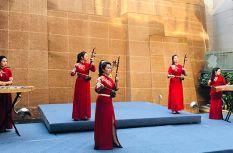 福州:以景為臺 街頭文化展演迎新春