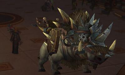 《魔兽世界》坐骑装甲刀脊野猪获取攻略 装甲刀脊野猪刷新位置