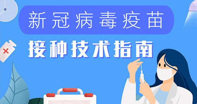 【健康解碼】新冠病毒疫苗接種指南送達,請點擊查看!
