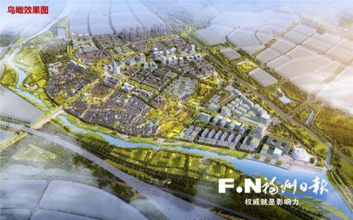 闽侯三桥将带动荆溪新城强势崛起 建设规划提上日程