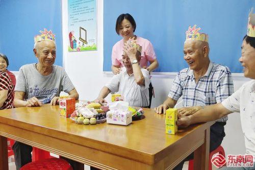 福建60周岁以上户籍老人667万人 如何优雅老去?