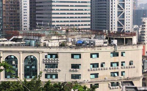 """福州一9层大楼变""""10层"""" 网友查证""""违建""""波折多"""