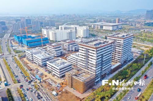 福州市重点项目完成投资1354.8亿元 超序时进度5.1%