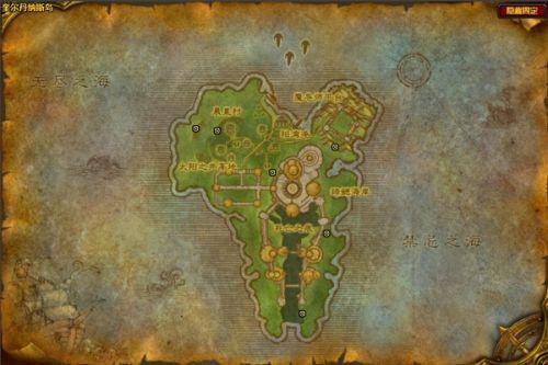 魔兽世界怀旧服氪金矿石分布一览 魔兽世界WOW怀旧服氪金矿石采集点