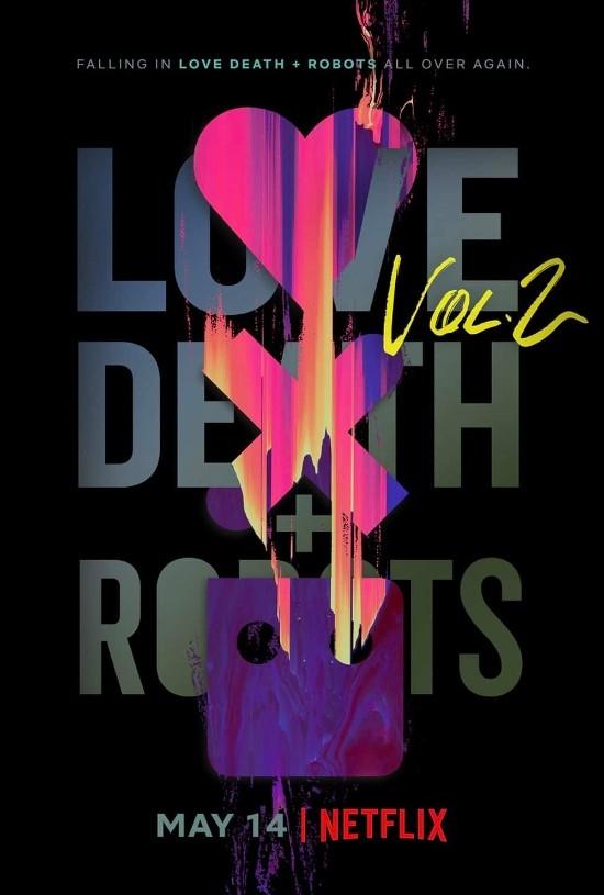 爱死亡和机器人第二季免费在线观看 爱死亡和机器人第二季1-8集高清完整版在线看