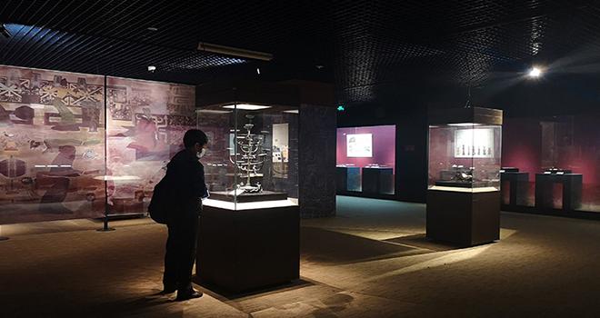"""近200件古中山国文物亮相福州 带你走进神秘的战国""""第八雄"""""""