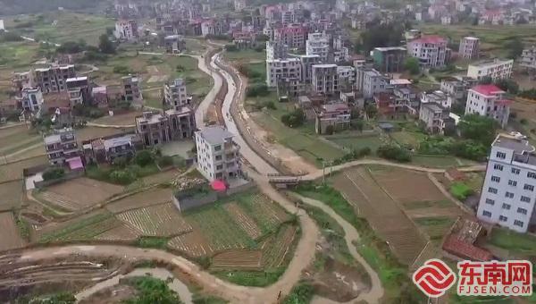 """莆田埭头镇:""""三化""""聚焦河道整治 建设美好家园"""