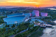 福建福州:三江口打造美丽福州示范区
