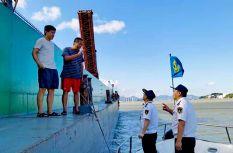 """福州海事:全力迎战""""高温+台风""""双重考验"""
