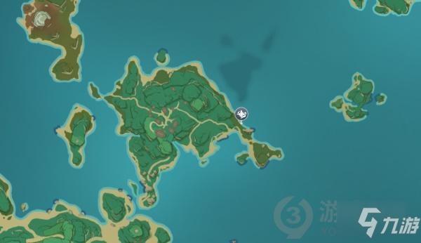 原神稻妻浪船锚点在哪里 稻妻浪船锚点位置在哪里