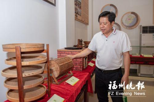 傅天甫:让福州茉莉花茶飘香世界