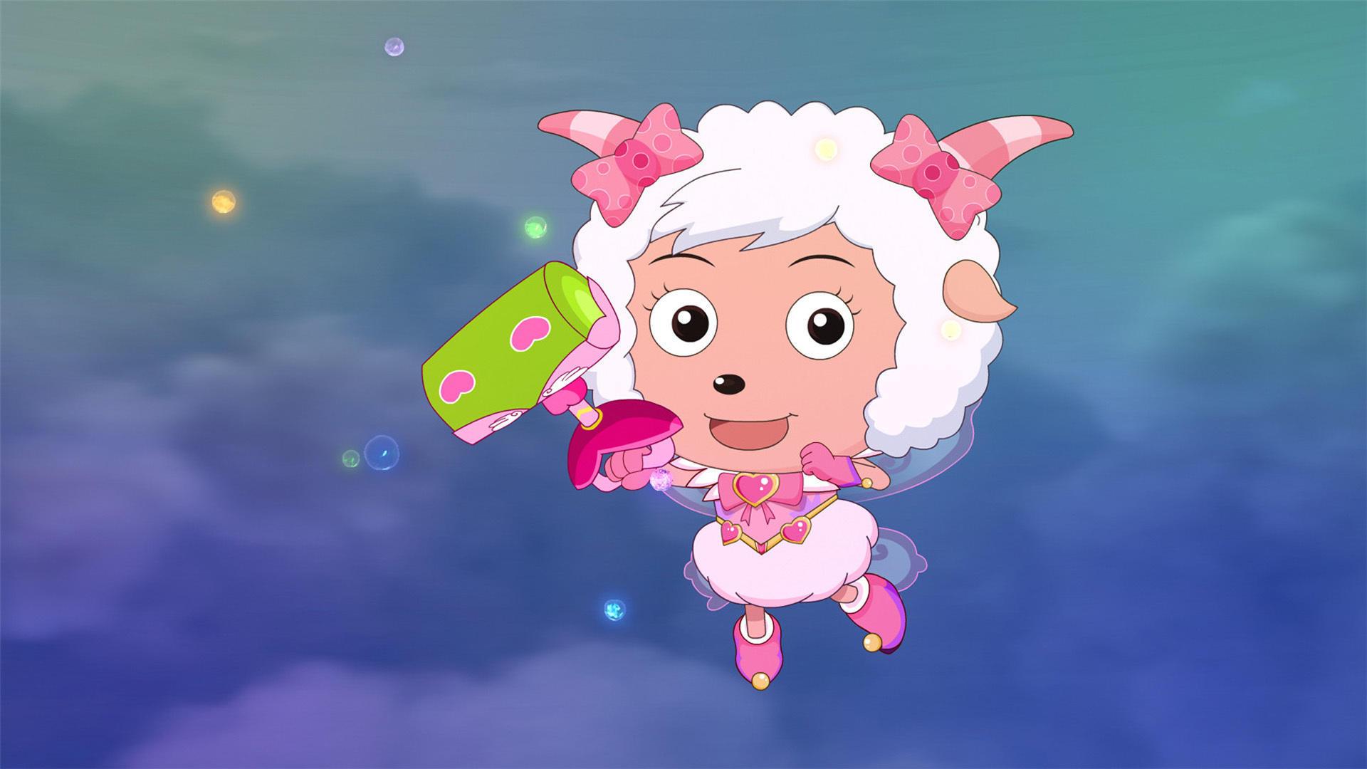 《喜羊羊与灰太狼》四个版本的美羊羊,你最喜欢哪一个?