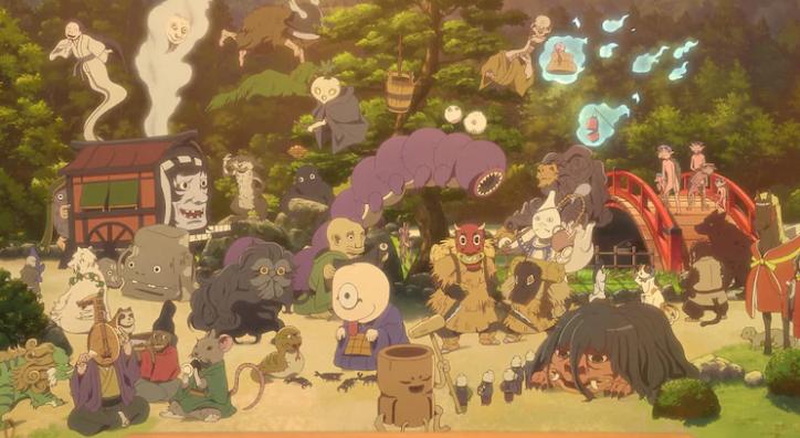 全新动画电影《海岬的迷家》8月27日上映在即