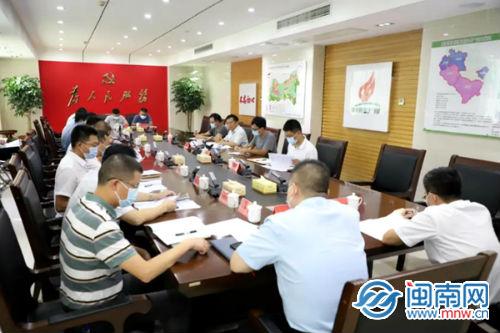 漳州市领导率队现场督导漳州高新区疫情防控工作