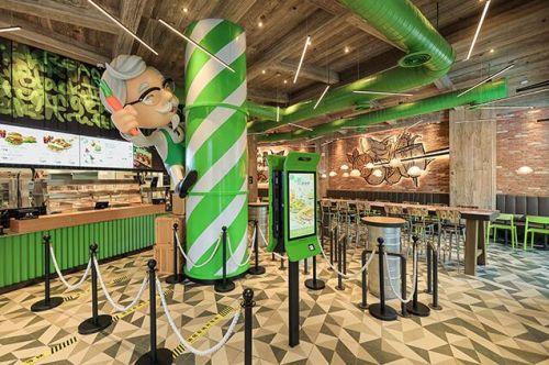 肯德基概念餐厅KPRO北京环球城市大道店 正式开业
